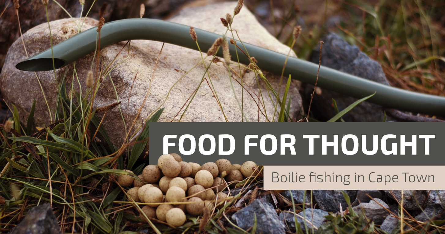 Boilie Fishing, Carp, Cape Town