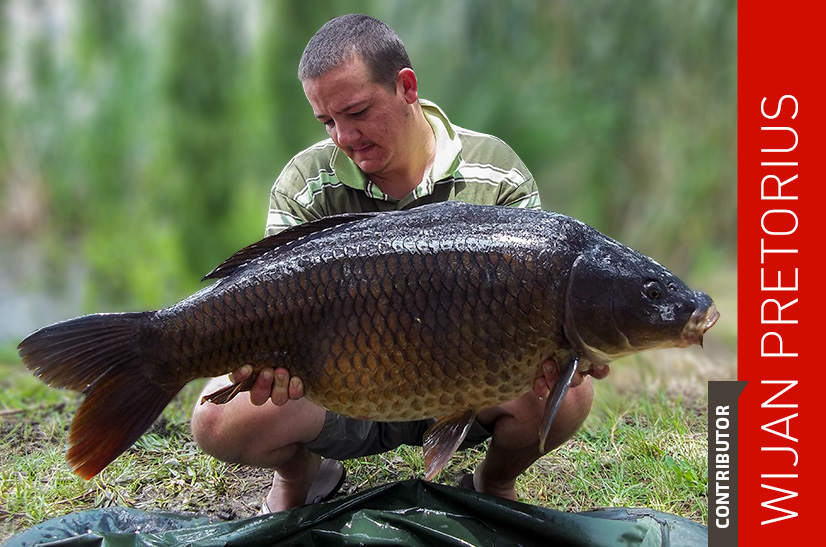 South African Angler and CarpFever Contributor