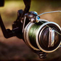 Team q a carpfever for Braided fishing line vs mono