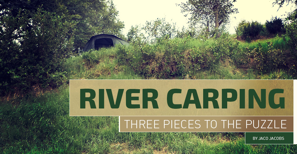 River Carping Bivvy