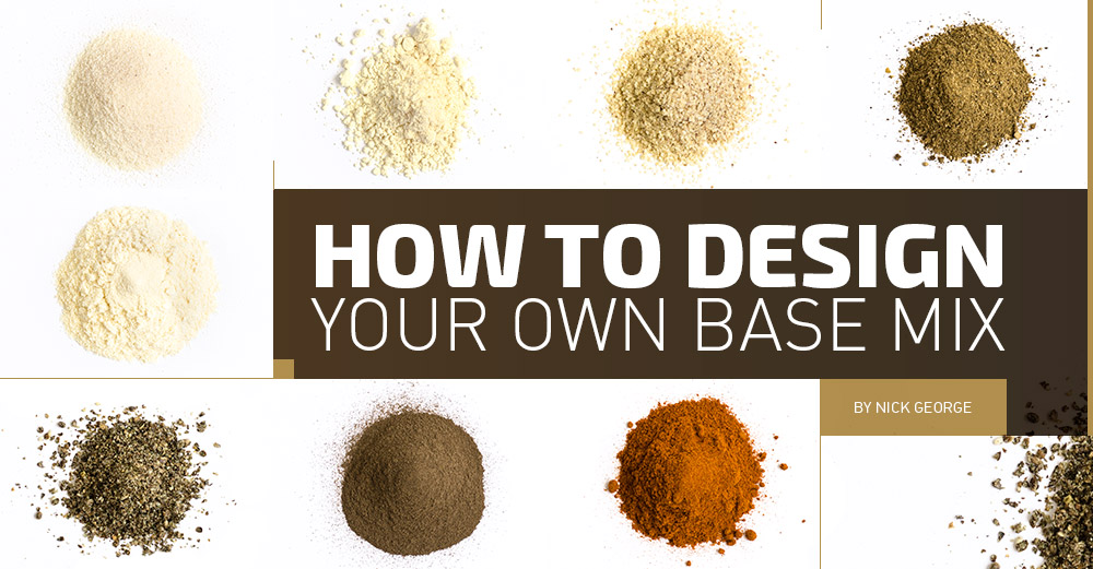 How to design your own base mix carpfever for Home ingredients design